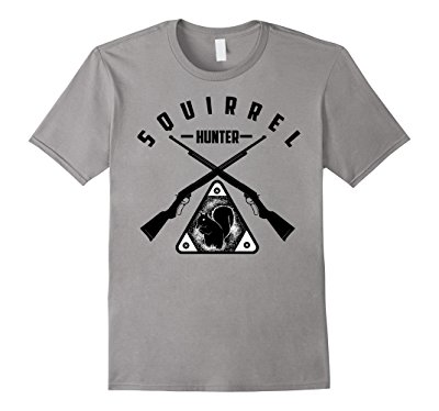 Cool Squirrel Hunter T-Shirt - Gifts For Sciuridae Chaser shirt